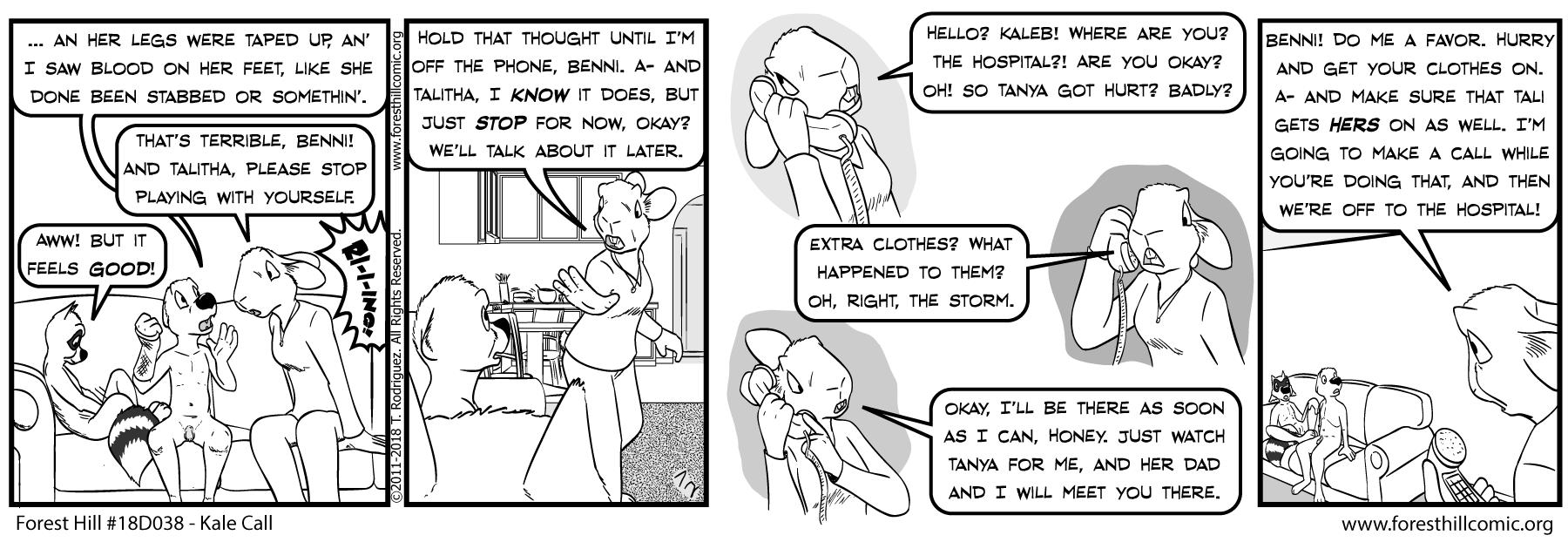 Kale Call
