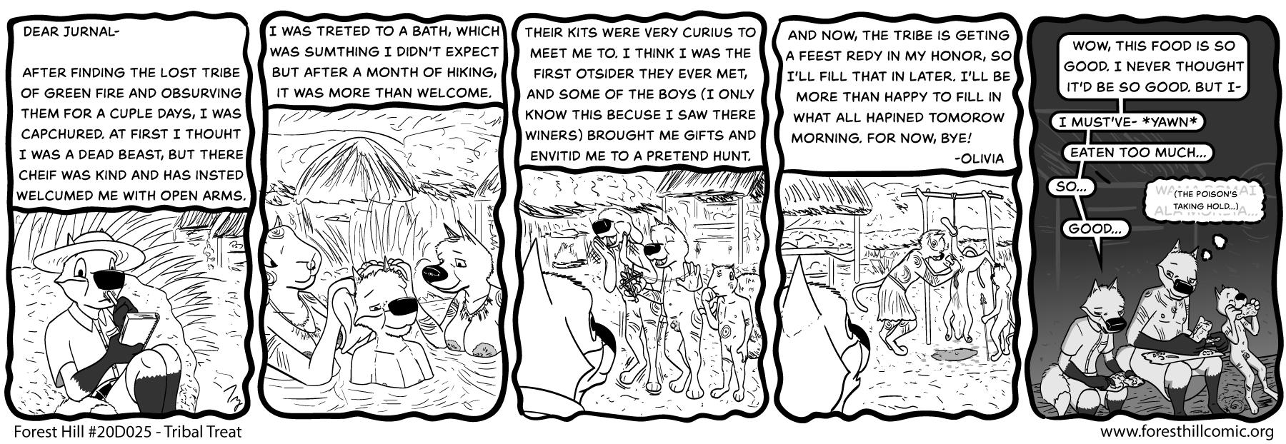 Tribal Treat